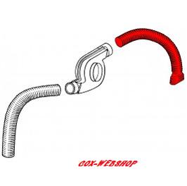 gaine de chauffage droite pour moteur T4