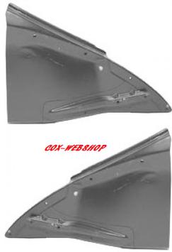 Support sur tôle de ferrure arrière cox <-65
