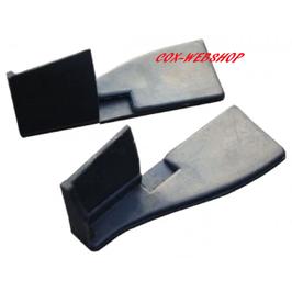 Set de 2 joints arrière de portes pour karman cabriolet de56-74