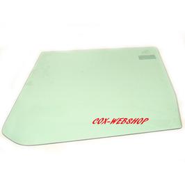 Vitre de porte gauche ou droite verte pour cox cabriolet 65-> (1303 inclus)