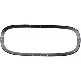 Cadre de vitre arrière métal  pour coccinelle cabriolet de 8/62->5/74