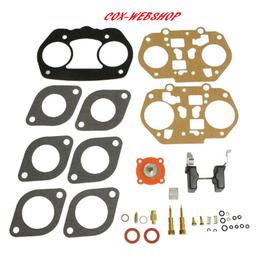 """Kit réparation pour un carburateur EMPI """"D"""" 36-40-45mm"""