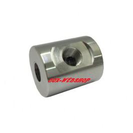 Adaptateur en aluminium de mano de pression d'essence réf U120552 pour raccords NPT