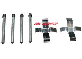 kit montage plaquettes de freins réf FR77110,   08/71->07/72 (pour étrier FR76100/FR76105)