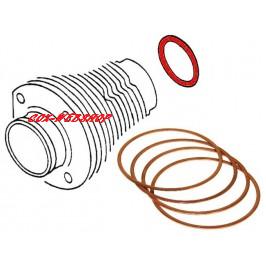 Kit 4 cales sous cylindre  ( entre cylindre et bloc moteur) diam 90,5/92mm