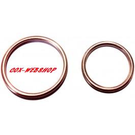 Joint en cuivre pour pipe d'adm. de moteur S/A 13/15/1600