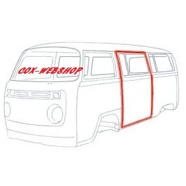 joint de porte coulissante pour bay-window 68->