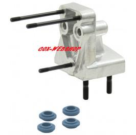 Pied de montage pour radiateur aluminium