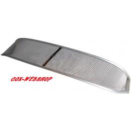 Casquette pare-soleil de pare-brise en aluminium pour Coccinelle (sauf  1302 et1303)