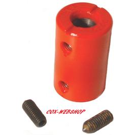 Coupleur de tringlerie de boite de vitesse en uréthane pour combi <-8/63