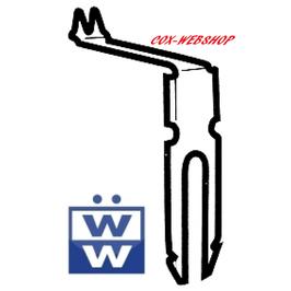 Patte de retenue de barre de lèche vitre gauche ou droite pour combi split