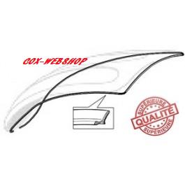 Joint de capot avant tous modèles 61-> (sauf 1303) (qualité allemande)