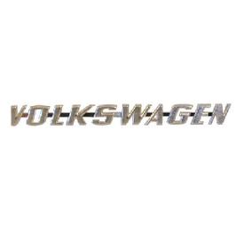 Emblème chromé VOLKSWAGEN 8/67->7/74