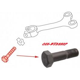 Vis M12x45 pour fixation du bras de commande de boitier de diection pour cox