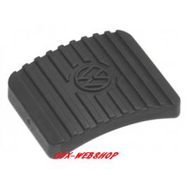 Couvre pédale de frein ou d'embrayage (modèle carré) pour cox 74->