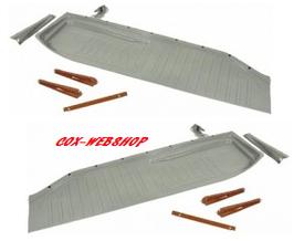 Demi-plancher cox complet «qualité Origine» 71->72 rail en T