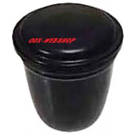 bouton d'interrupteur de phares pour cox en bakélite noir <-7/67