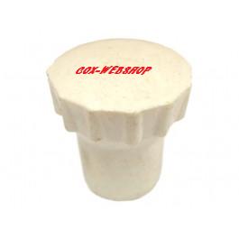 Bouton de pop-out ivoire pour coccinelle <-7/64