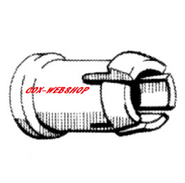 guide de tringlerie de boite de vitesse 68->73 en avant du chassis