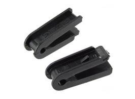 Set de 2 clips pour balais d'essuie-glace 1200, 1300, 1500, 1302 et Karmann Ghia 66-