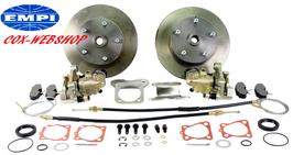 kit frein à disques arrière 5x130 pour coccinelle à cardan 73->