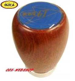 pommeau en bois FLAT GT pour coccinelle