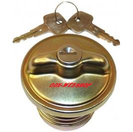 bouchon de réservoir à clé à visser 8/71->pour coccinelle