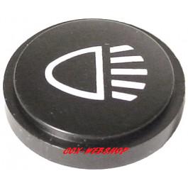 pastille de bouton d'interrupteur de phare pour coccinelle 8/67->
