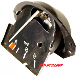Cadran de niveau d'essence pour cox (dans le compteur) 8/67->