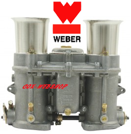Carburateur WEBER 48 IDA seul