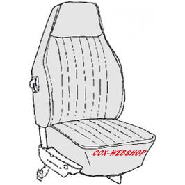 kit housses de sièges pour coccinelle cabriolet de 73