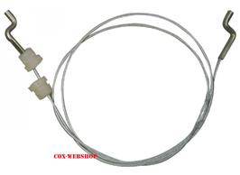 Câble de réglage avant/arrière de siège Cox 79