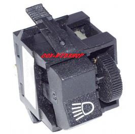 interrupteur de phare 1303 7/73-> avec potentiomètre