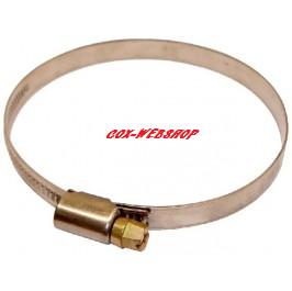 Collier pour tuyau de remplissage à essence