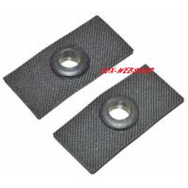 Set de 2 joints anti-vibration de moteur d'essuie-glace pour combi split de 55->64