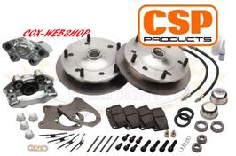 kit frein à disques avant 5x205 CSP pour coccinelle à rotules 66->67