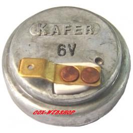 Elément de starter 6V acier pour carburateur SOLEX