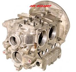 Carter bloc moteur origine AS41 en magnésium