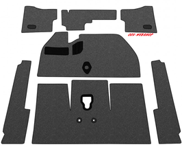 kit moquette deluxe 7 pièces pour coccinelle de 58->61