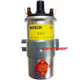 Bobine bleue d'allumage 6 V Bosch isolation en bakélite