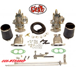 kit SCAT carburateurs 40mm pour D/A