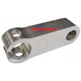 Coupleur tringlerie type 1 avec boite de vitesse type 2