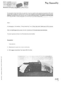 Notice de montage pour capote de cox cabriolet 50->72