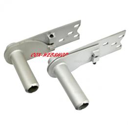 Set de 2 lames de suspension réglables pour cardans 675mm (véhicules équipé simple lame)