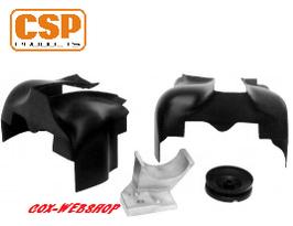 kit d'adaptation CSP de turbine Type 1 sur moteur Type 4
