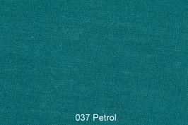 Leinenstoff -Petrol-