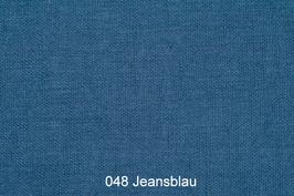Leinenstoff -Jeansblau-