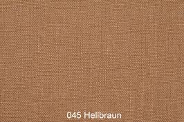 Leinenstoff -Hell Braun-