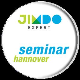 Am 20./21. Mai 2017 in Hannover: »Webseitenerstellung mit Jimdo«.