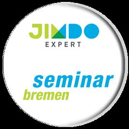 Am 15./16. April 2017 in Bremen: »Webseitenerstellung mit Jimdo«.